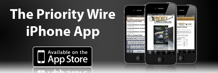 Priority Wire iPhone App