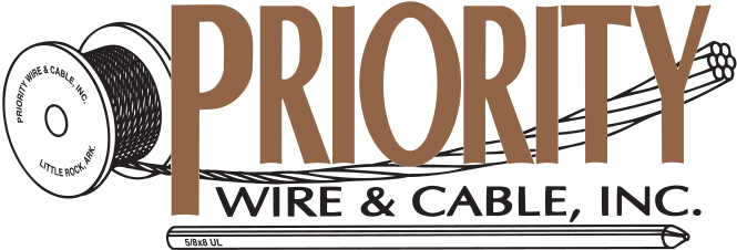 Priority Wire & Cable Logo